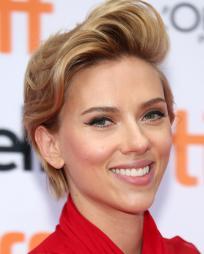 Scarlett Johansson Headshot
