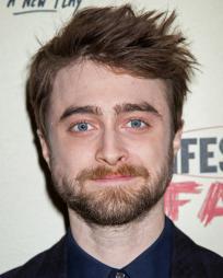 Daniel Radcliffe Headshot
