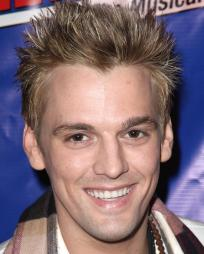 Aaron Carter Headshot