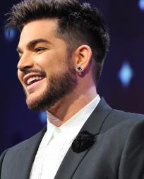 Adam Lambert Headshot