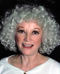 Phyllis Diller Headshot