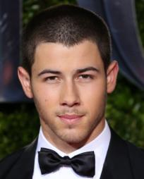 Nick Jonas Headshot