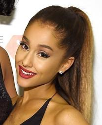 Ariana Grande Headshot