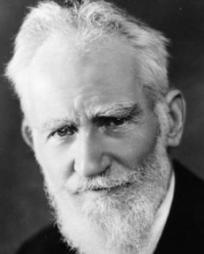 George Bernard Shaw Headshot