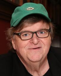 Michael Moore Headshot
