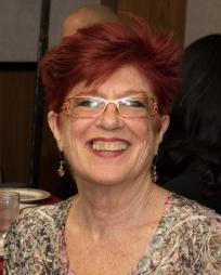 Margo Sappington Headshot
