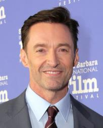 Hugh Jackman Headshot