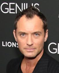 Jude Law Headshot