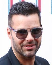 Ricky Martin Headshot