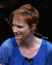 Melody Johnson Headshot