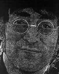 John Lennon Headshot