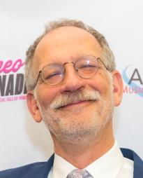 Mark Saltzman Headshot