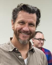 David Atkinson Headshot