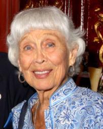 Betty Garrett Headshot