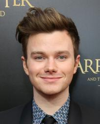 Chris Colfer Headshot