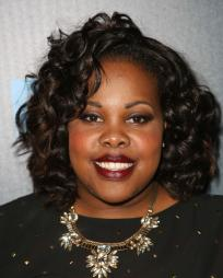 Amber Riley Headshot
