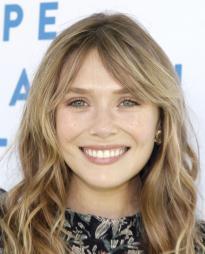 Elizabeth Olsen Headshot