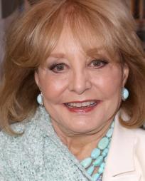 Barbara Walters Headshot