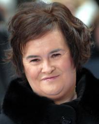 Susan Boyle Headshot