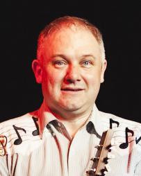 Duncan McLean Headshot