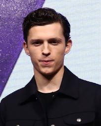 Tom Holland Headshot