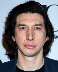 Adam Driver Headshot
