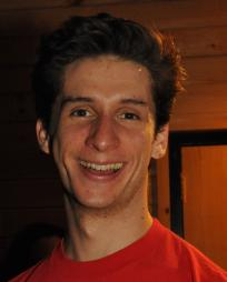 Colin Israel Headshot