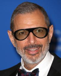 Jeff Goldblum Headshot