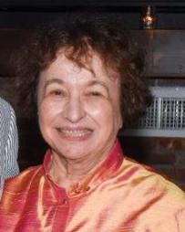 Nancy Harrow Headshot