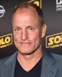 Woody Harrelson Headshot