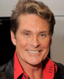 David Hasselhoff Headshot