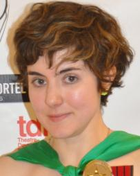 Jessica Pabst Headshot
