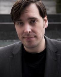 Jason H. Thompson Headshot