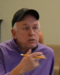 J. Barry Lewis Headshot