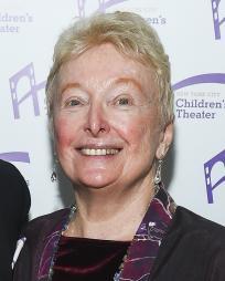 Barbara Zinn Krieger Headshot