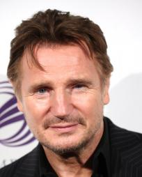 Liam Neeson Headshot