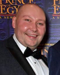 Adam Pearce Headshot