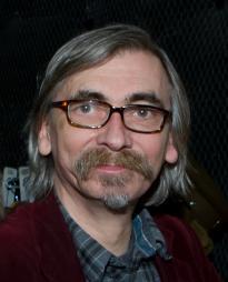John Tams Headshot