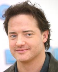 Brendan Fraser Headshot