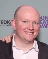 Mike Bartlett Headshot