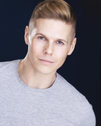 Alex Nordin Headshot