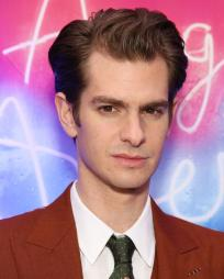 Andrew Garfield Headshot