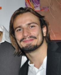 Florian Zumkehr Headshot