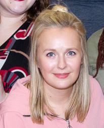 Julia Mattison Headshot
