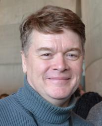 John Scherer Headshot