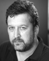 Ian Burfield Headshot