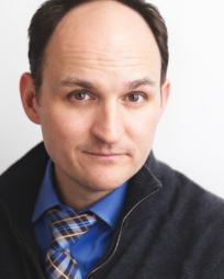 Michael Dean Morgan Headshot