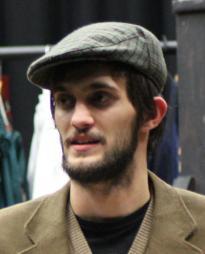 Jordan Moore Headshot
