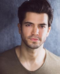 Hayden Milanes Headshot