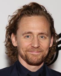 Tom Hiddleston Headshot